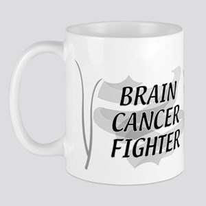 BRAIN CANCER FIGHTER Mug