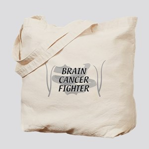 BRAIN CANCER FIGHTER Tote Bag