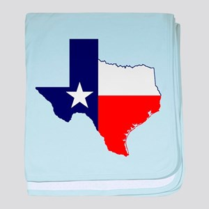 Great Texas baby blanket