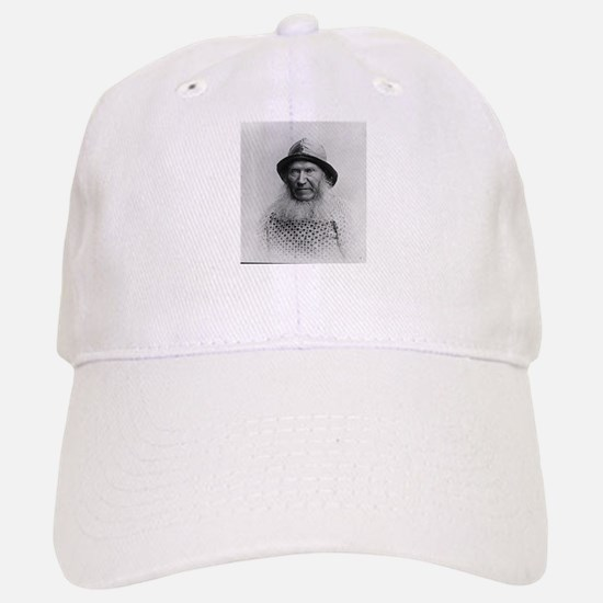 Vintage Fisherman Baseball Baseball Cap