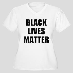 BLACK LIVES MATTER Plus Size T-Shirt