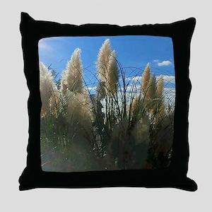 Dune Skies Throw Pillow