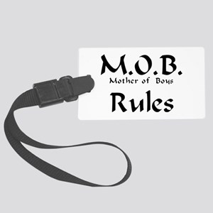 MOB Rules Large Luggage Tag