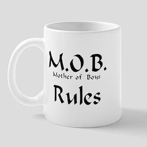 MOB Rules Mug