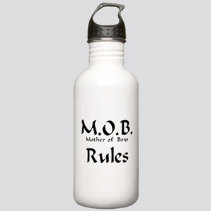 MOB Rules Stainless Water Bottle 1.0L