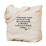 Nurse retirement Canvas Tote Bag
