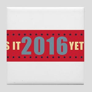 Is it 2016 yet? Tile Coaster