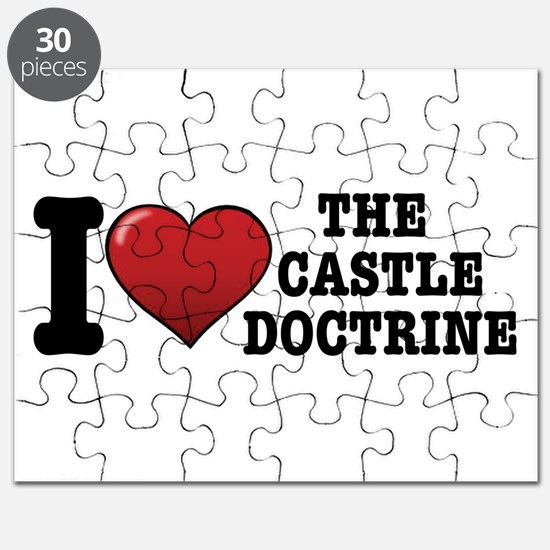 I love the Castle Doctrine Puzzle
