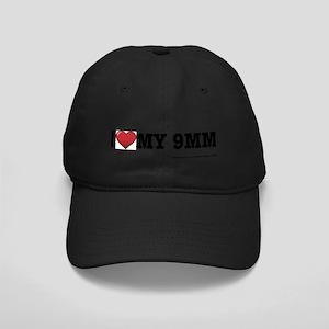 I love my 9MM Black Cap