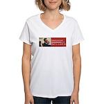 Constitution Women's V-Neck T-Shirt