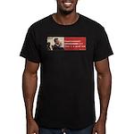 Constitution Men's Fitted T-Shirt (dark)