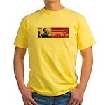 Constitution Yellow T-Shirt