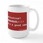 Constitution Large Mug