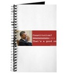 Constitution Journal