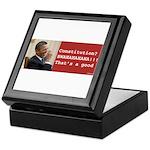 Constitution Keepsake Box