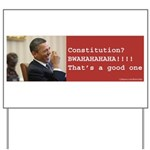 Constitution Yard Sign