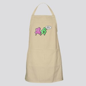 Ow My Toes Apron