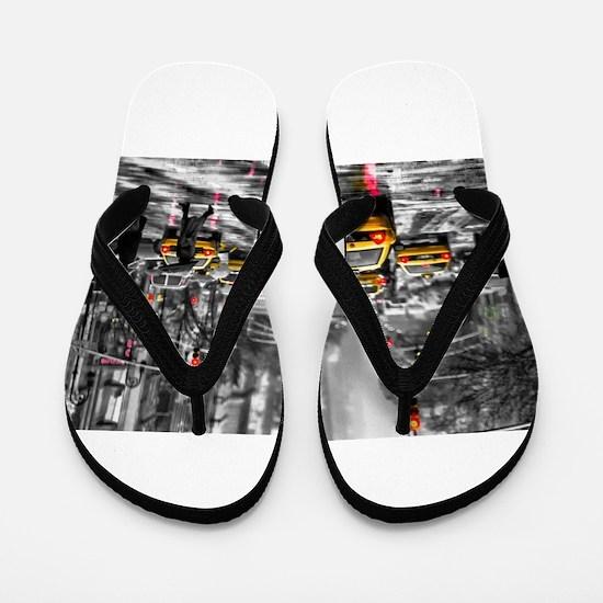 Cool Us cities Flip Flops