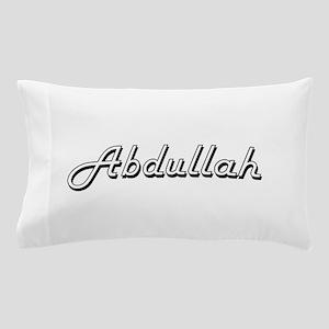 Abdullah Classic Style Name Pillow Case