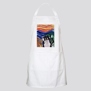 Kitty Scream Apron