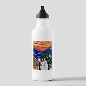 Kitty Scream Water Bottle