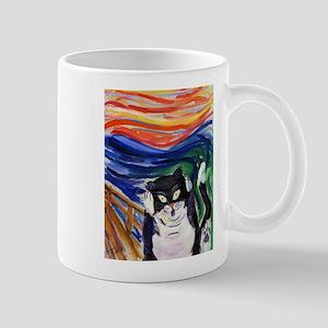 Kitty Scream Mugs