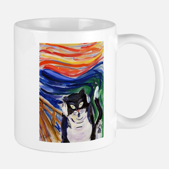 Kitty Scream Mugs