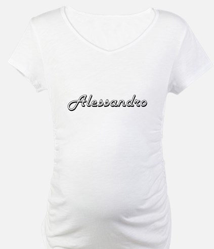 Alessandro Classic Style Name Shirt