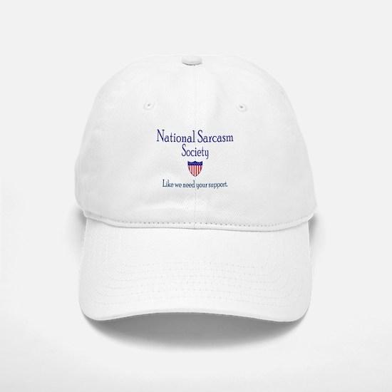 National Sarcasm Society Hat
