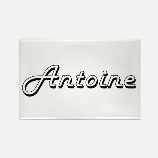 Antoine Classic Style Name Magnets