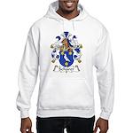 Scharer Family Crest Hooded Sweatshirt