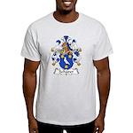 Scharer Family Crest Light T-Shirt