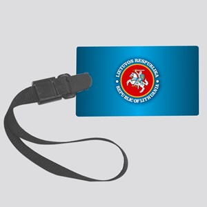 Lithuania (RD) Luggage Tag