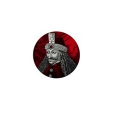 Vlad Dracula Gothic Mini Button