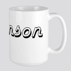 Branson Classic Style Name Mugs