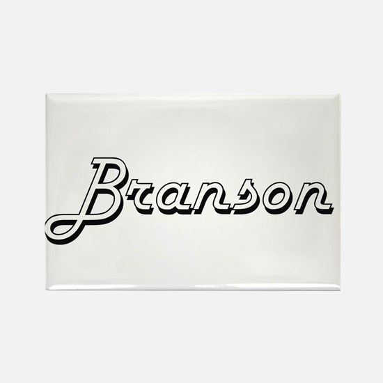 Branson Classic Style Name Magnets