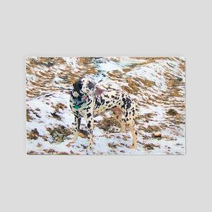 Dalmatian Terrain Area Rug