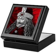 Vlad Dracula Gothic Keepsake Box