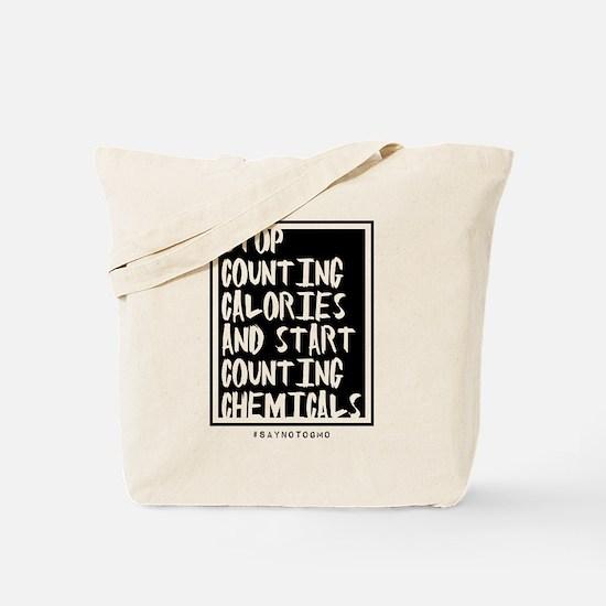 Gmos Tote Bag