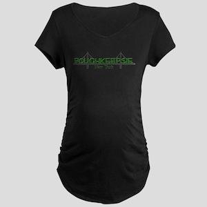 poughkeepsie ny tee copy.png Maternity Dark T-Shir