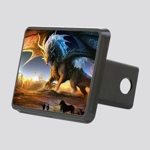 World Of Dragons Hitch Cover