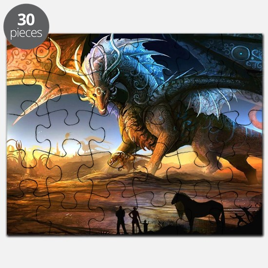 World Of Dragons Puzzle