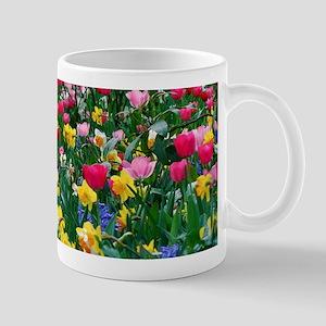 Flower Garden Mugs