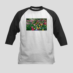 Flower Garden Baseball Jersey