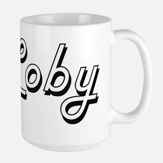 Coby Classic Style Name Mugs