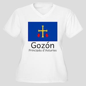 Gozon - Asturian DS Plus Size T-Shirt