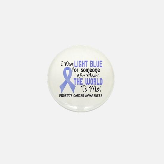 Prostate Cancer MeansWorldToMe2 Mini Button