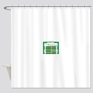 Legalize Weed Shower Curtain