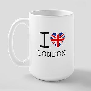 I love london2 Mugs