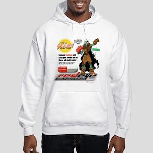 """Gamers, T-Shirts"" Hooded Sweatshirt"